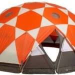 Mountain Hardwear Stronghold 10 Person Tent.