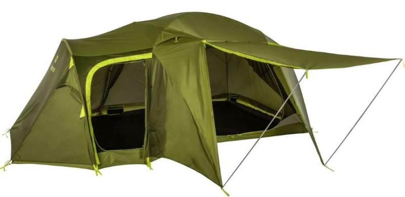 Marmot Limestone 8 Person Tent.