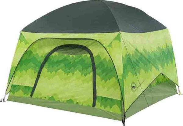 This is the tent in another color - the back door without the brim.