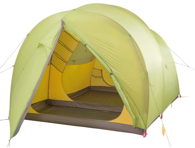 Exped Ursa VI Tent with fly.