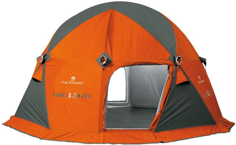 Ferrino Colle South tent.