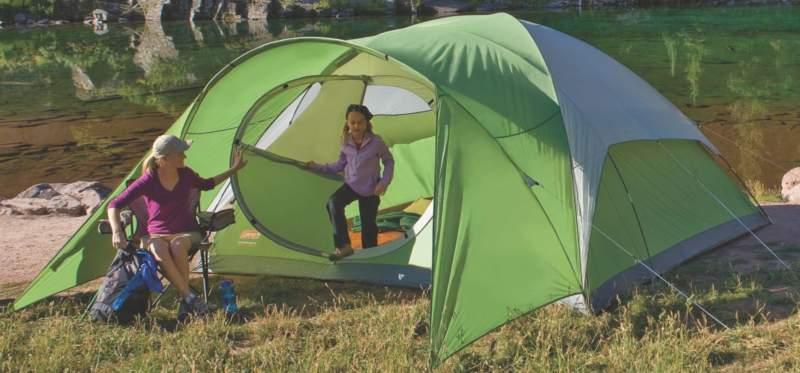 Coleman Evanston Tent 8 Person.