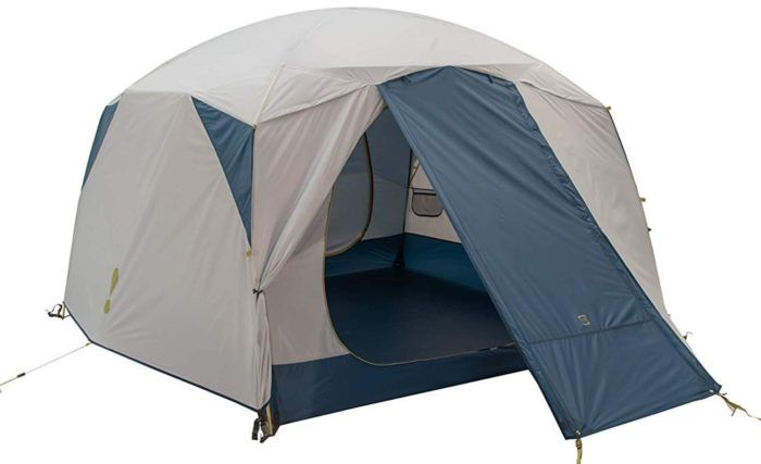 Eureka Space Camp 6 Person Tent.