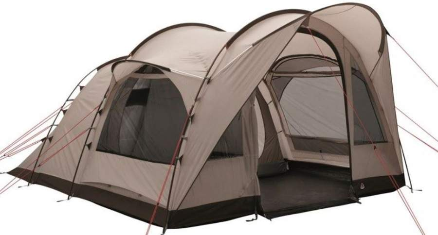 Robens Cabin 600 Adventure 6 Man Tunnel Tent.