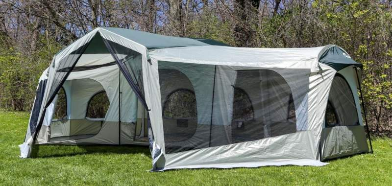 Tahoe Gear Carson 14 person tent.