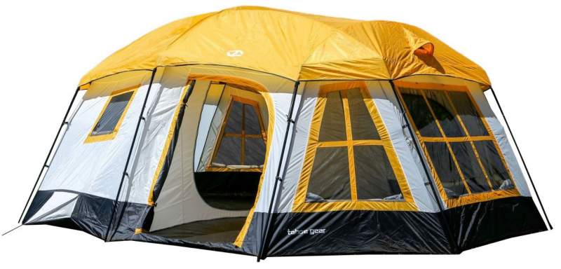 Tahoe Gear Ozark 16 person tent.