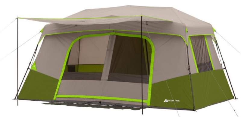 Ozark Trail 11 Person Tent.