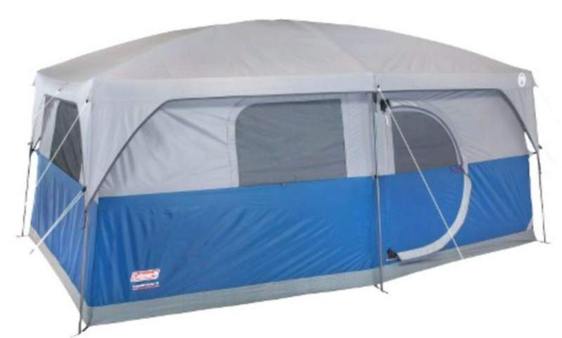 Coleman Hampton 9 Person Tent.