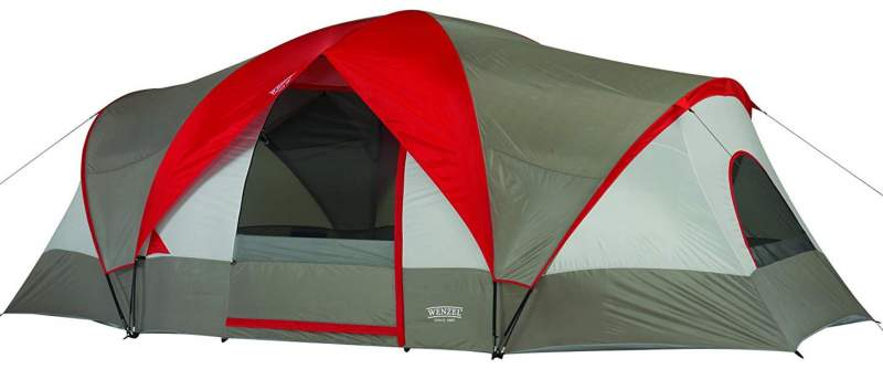 Wenzel Great Basin 10 person tent.