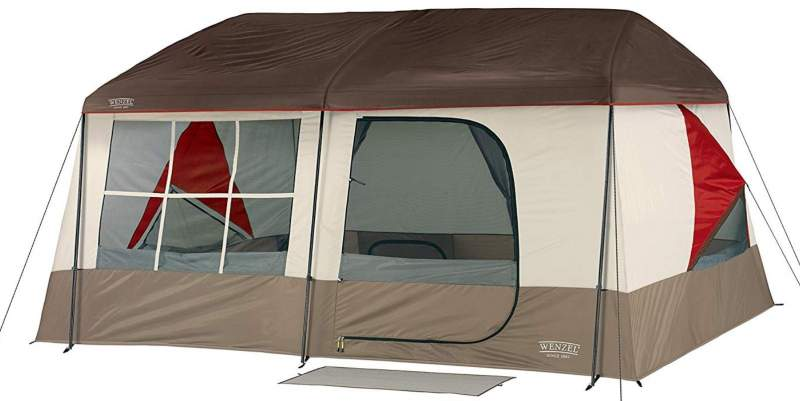 Wenzel Kodiak 9 Person Tent.