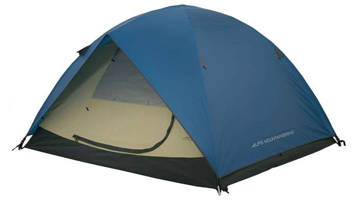 ALPS Mountaineering Meramac 6 ZF Tent.