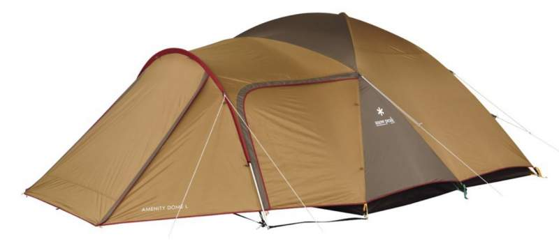 Snow Peak Amenity Dome Tent L 6.