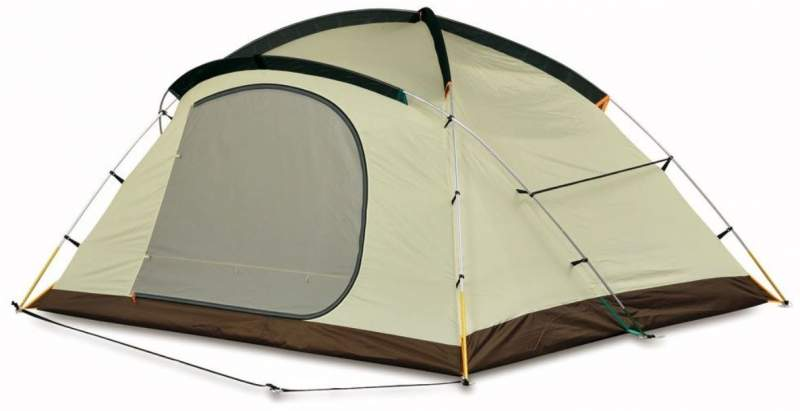 Snow Peak Amenity Dome Tent Large without fly.