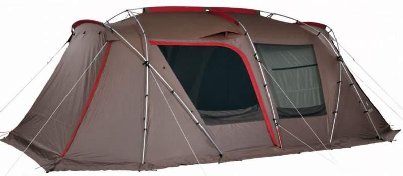 Snow Peak Landock 6 Person Tent.