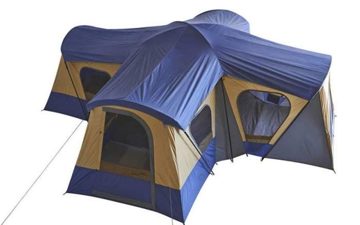Ozark Trail Base Camp 14-Person Cabin Tent.