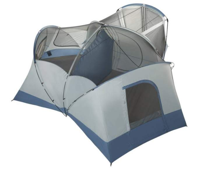 Ozark Trail 18' x 18' Family Sized 14-Person Tent.