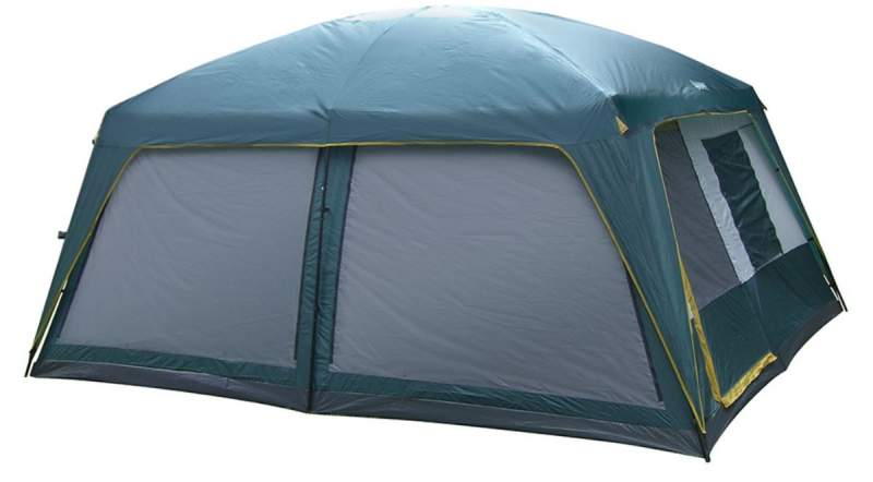 GigaTent 10 Person Family Tent.