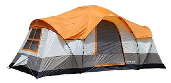 Tahoe Gear Olympia 10-Person Tent.