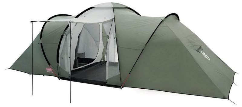 Coleman Ridgeline 6 Person Tent.
