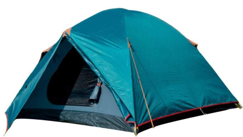 NTK Colorado GT 8 to 9 Person Tent Review (2 Vestibules