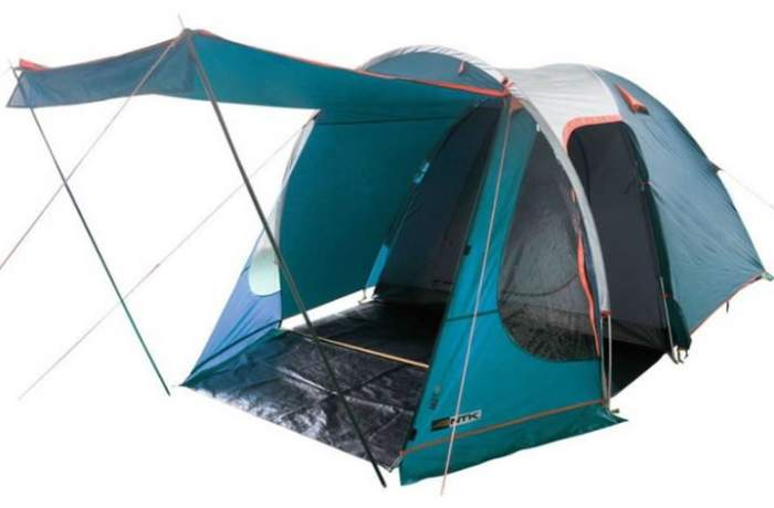 NTK Indy GT XL 5/6 Person Tent.