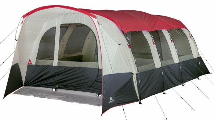 Ozark Trail Hazel Creek 16 Person Tunnel Tent.