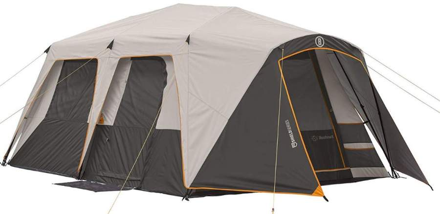 Bushnell Shield Series 9 Person Instant Cabin Tent 15 x 9.
