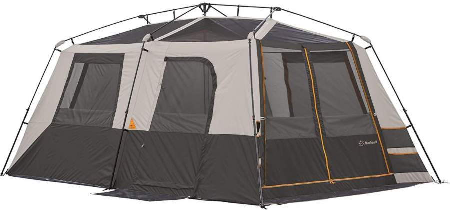 This is the tent shown without the fly.