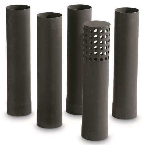 Robust pipe segments.