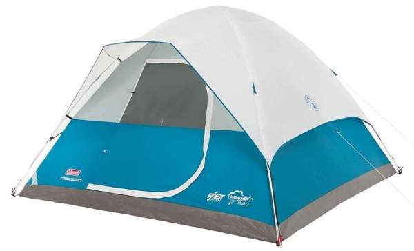 Coleman Longs Peak Fast Pitch Dome Tent 6 Person.