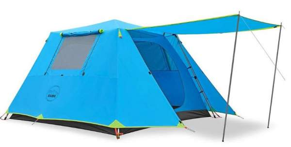 KAZOO Family Camping Tent.