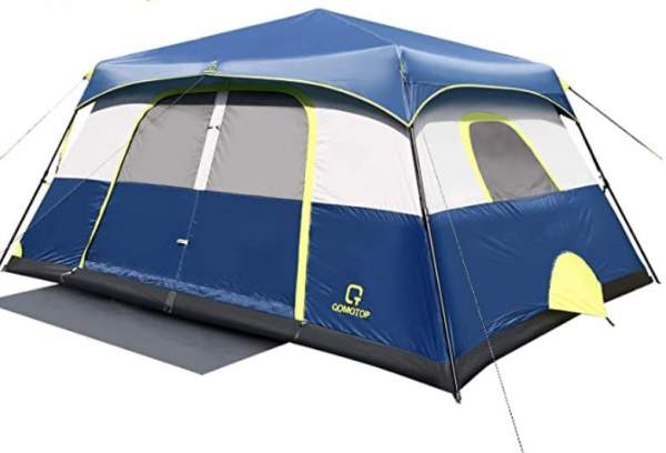OT QOMOTOP Tent 10 Person.