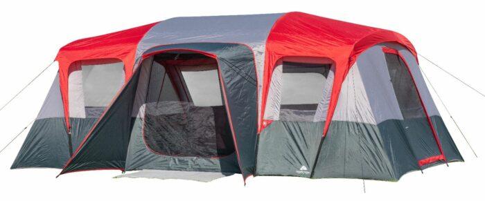 Ozark Trail 16-Person Cabin Tent.