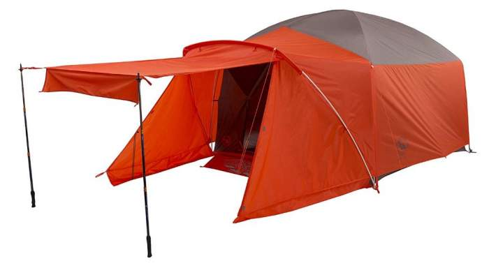 Big Agnes Bunk House 6 Tent.