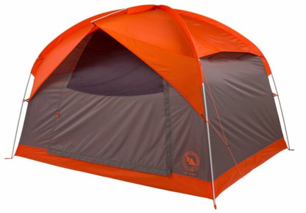 Big Agnes Dog House 6 Person Camping Tent.
