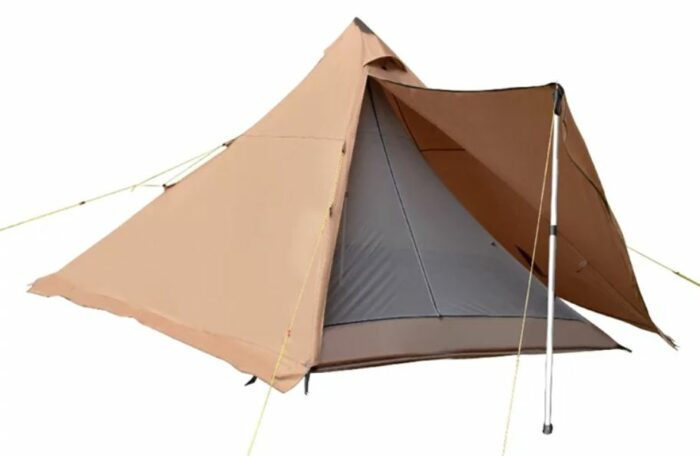 GEERTOP 4-6 Person Teepee Tent.