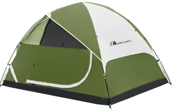 MOON LENCE Camping Tent 6 Person.