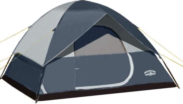 Pacific Pass 6 Person Family Dome Tent.