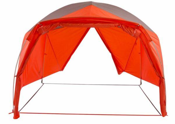 Shelter mode configuration.