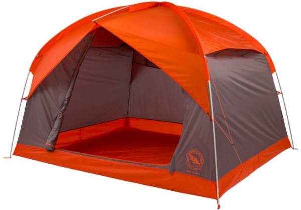 Big Agnes Dog House Camping Tent 6 Person.