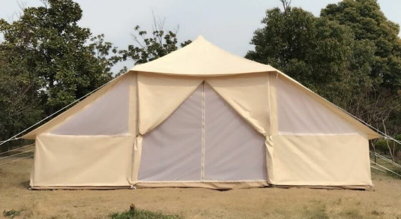 Dream House 10 Person Cotton Canvas Tent