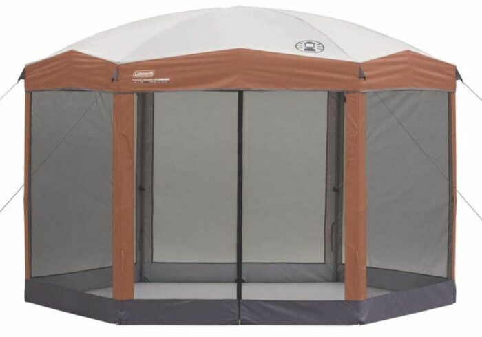 Coleman Screened Canopy Tent with Instant Setup.