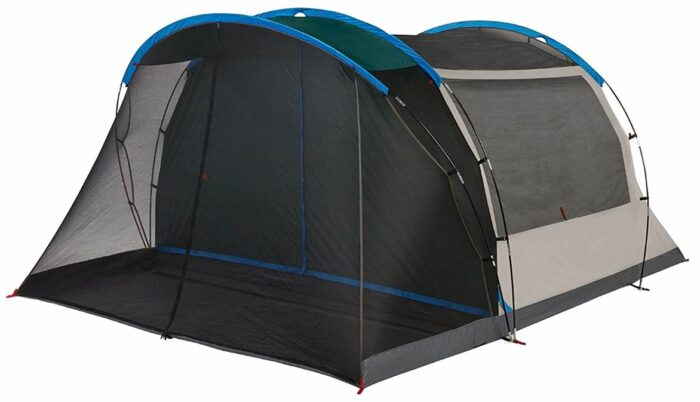Coleman Cabin Camping Tent with Screen Room.