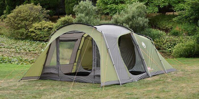 Coleman Da Gama 4 Person Tent.