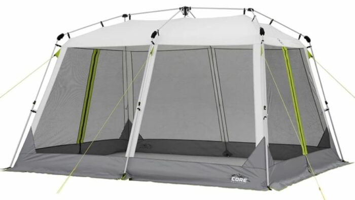 Core Equipment 12 x 10 Instant Screen House.