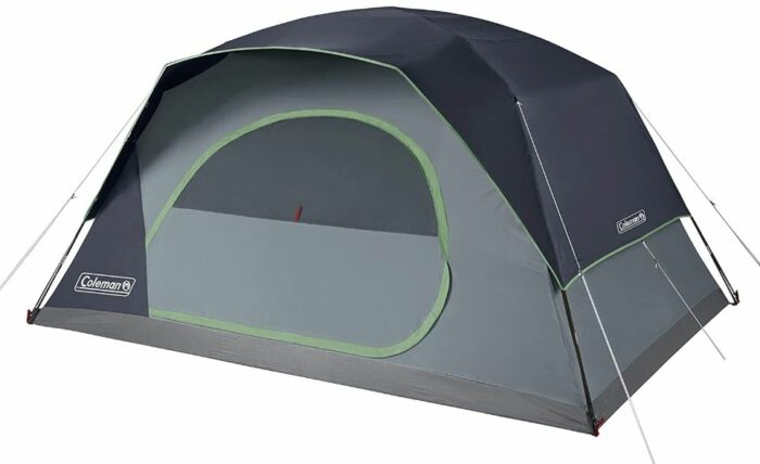 Coleman 8 Person Skydome Camping Tent.