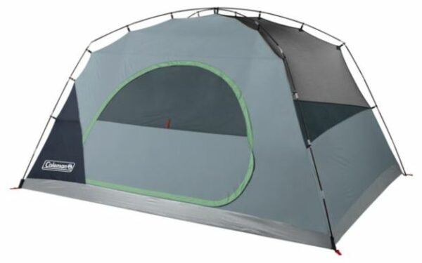 This is how the Skydome 8 tent looks without the fly.