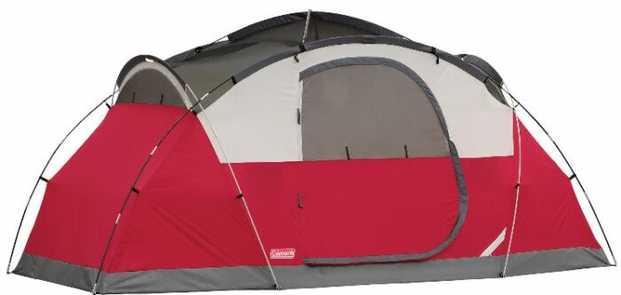This is the Cimmaron 8 tent without the fly.