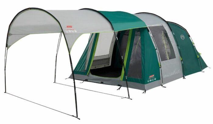 Coleman Granite Peak 4 Camping Tent.