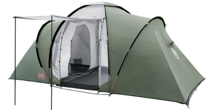 Coleman Ridgline Plus 4 Four Person Tent.